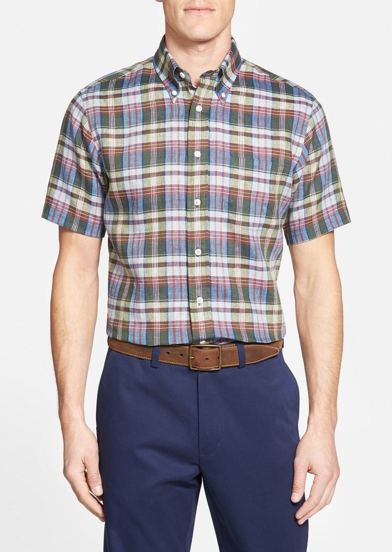 Brooks Brothers Brooks Brothers Regent Fit Short Sleeve