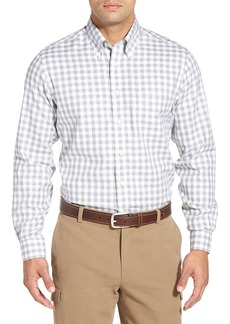 Brooks Brothers Trim Fit Gingham Sport Shirt