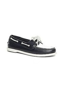 Calfskin Boat Shoes