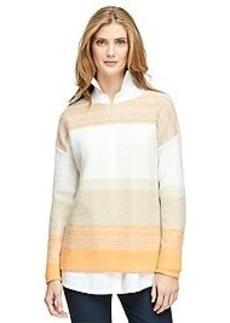 Cashmere Color-Block Sweater