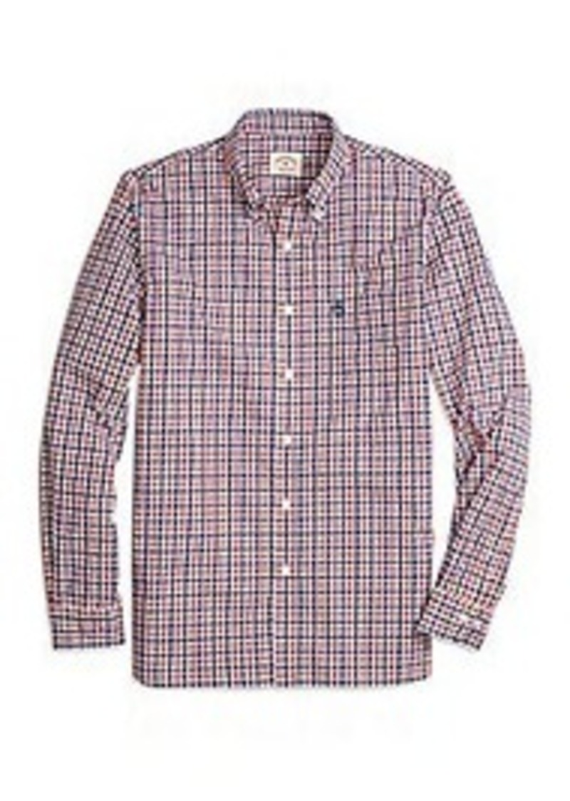 Brooks Brothers Gingham Sport Shirt Casual Shirts Shop