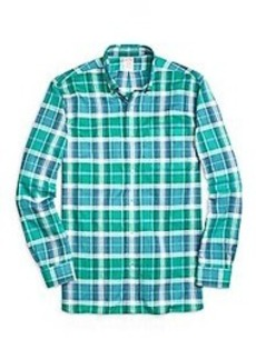 Madison Fit Madras Sport Shirt