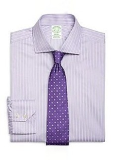 Milano Fit Alternating Split Stripe Dress Shirt