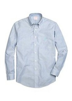 Non-Iron Madison Fit Oxford Sport Shirt