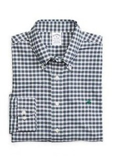 Non-Iron Slim Fit Check Sport Shirt