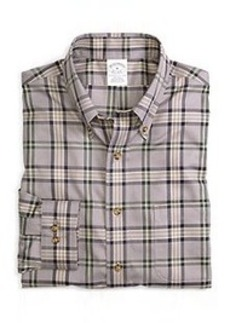 Non-Iron Slim Fit Signature Tartan Sport Shirt