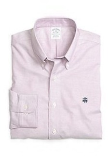 Non-Iron Slim Fit Solid Sport Shirt