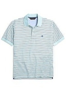 Original Fit Variegated Stripe Polo Shirt