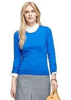 Saxxon® Wool Crewneck Sweater