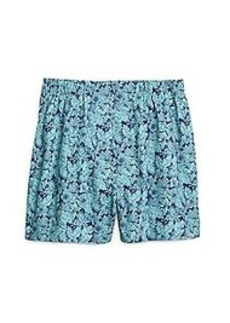 Slim Fit Hawaiian Print Boxers