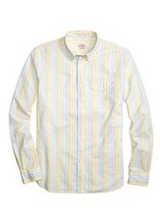 Supima® Cotton Stripe Sport Shirt