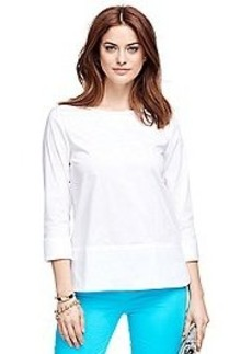 Three-Quarter Sleeve Tunic