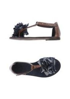 BRUNELLO CUCINELLI - Flip flops