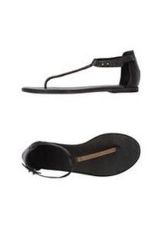 BRUNELLO CUCINELLI - Thong sandal