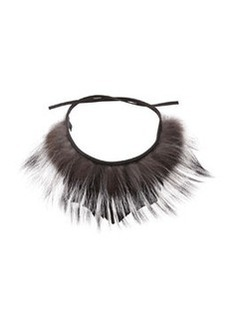 Brunello Cucinelli TRIMMED FEATHER NECKLACE