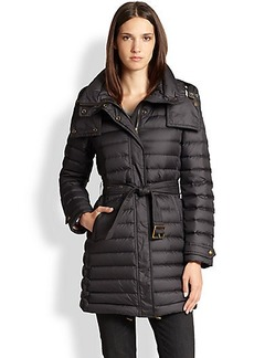 Burberry Brit Colbrooke Puffer Coat
