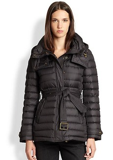 Burberry Brit Cornsdale Puffer Coat