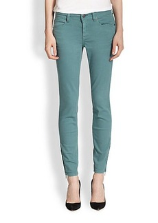 Burberry Brit Cropped Skinny Jeans