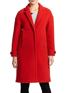 Burberry Brit Marstead Oversized Coat