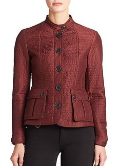 Burberry Brit Ribbed Jacket