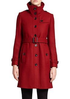 Burberry Brit Rushfield Belted Coat