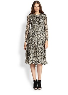 Burberry Brit Tabatha Pleated Dress