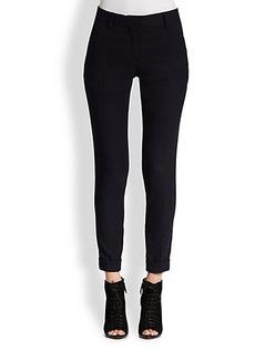 Burberry Brit Tarnock Cuffed Trousers