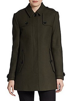 Burberry Brit Wool/Cashmere Coat