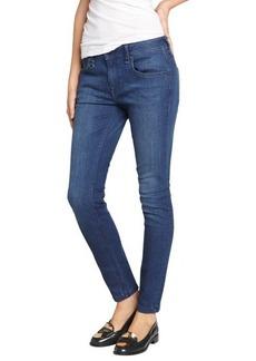 Burberry burberry brit deep blue skinny jeans