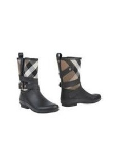 BURBERRY LONDON - Ankle boot