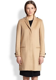 Burberry London Inverhill Cashmere Coat