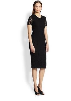 Burberry London Lynnie Lace Dress