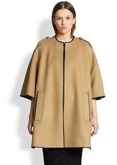 Burberry London Woodhouse Cape