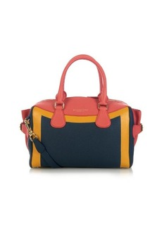 Burberry Prorsum Bee hand-painted leather tote