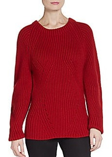 Burberry Prorsum Knit Cashmere Sweater