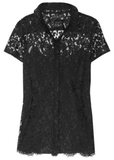 Burberry Prorsum Lace shirt