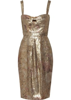 Burberry Prorsum Sequined woven dress