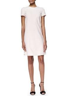 Short-Sleeve Panel-Dress   Short-Sleeve Panel-Dress
