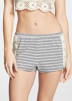 C & C California Striped Lounge Shorts