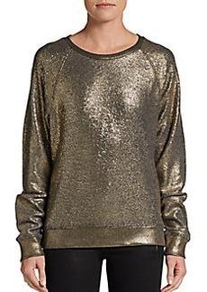 C&C California Metallic Terry Sweatshirt