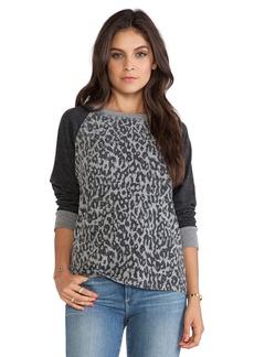 C&C California Animal Printed Sweatshirt