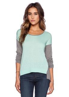 C&C California Blocked Sweater