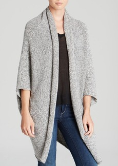 C&C California Cardigan - Tweed Drape