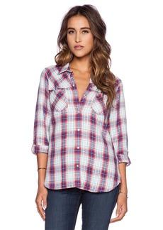 C&C California Dobby Plaid Shirt