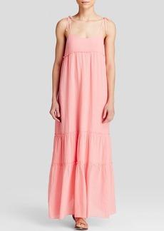 C&C California Dress - Tiered Effect Maxi