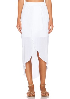 C&C California Hi Low Maxi Skirt