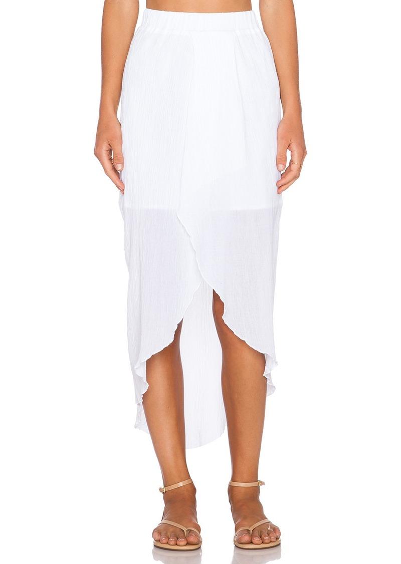 c c california c c california hi low maxi skirt skirts