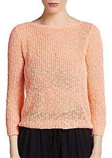 C&C California Knit Boatneck Sweater