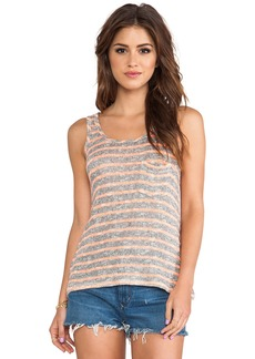 C&C California Loose Knit Pocket Tank