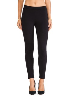 C&C California Ottoman Stitch Ponte Leggings